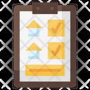 Checklist Verification Checking Icon