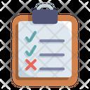 Checklist Task Clipboard Icon