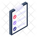 Verified List Todo List Checklist Icon