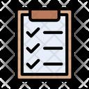 Checklist Clipboard Task Icon