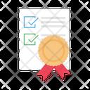 Checklist Interview Tasklist Icon