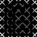 Checklist Paper Clipboard Icon