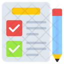 Checklist List Todo Icon