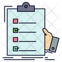 Checklist Check Expertise Icon