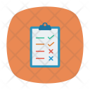 Checklist Clipboard List Icon