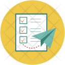 Checklist Task List Icon