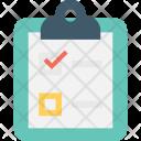 Checklist Plan List Icon