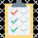 Checklist Checkmark List Icon