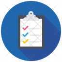 Survey Report Checklist Icon