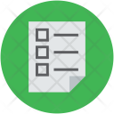 Checklist Appointment Feed Icon