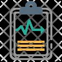 Checklist Analytics Diagram Icon