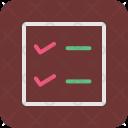 Checklist Shopping List Icon