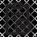 Checklist Delete Icon
