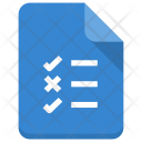 Checklist File Icon