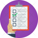 Checklist List Task Icon