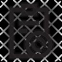 Checklist Sync Icon