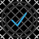 Check Tick Checkmark Icon