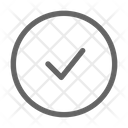 Checkmark Approved Accepted Icon