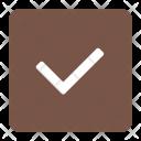 Checkmark Done Check Icon