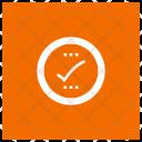 Checkmark Complete Done Icon