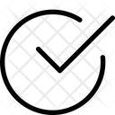 Checkmark Circle Check Approve Icon