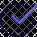 Checkmark Circle Icon