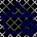 Cart Checkout Basket Icon