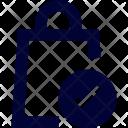 Checkout Bag Basket Icon