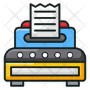 Checkout Order Bill Payment Cash Register Icon