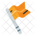 Checkpoint Flag Winning Point Icon