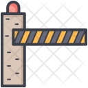 Checkpoint Barrier Icon