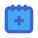Checkup Date Dentist Appointment Calendar Icon