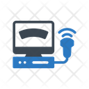 Checkup Machine Icon