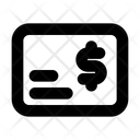 Checque Icon