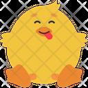 Cheeky Emoji Emoticon Icon