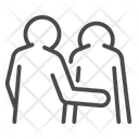Empathy Care Cheer Up Icon