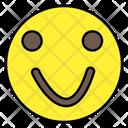 Cheerful Emoji Emoticon Emotion Icon