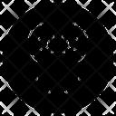 Cheerful Emoji Face Icon
