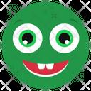 Cheerful Emoticon Icon