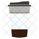 Cheerfulness Coffee Cup Icon