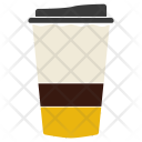 Cheerfulness Coffee Milk Icon
