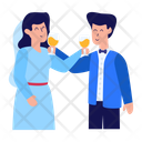 Cheering Spouse Icon