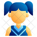 Cheerleader Icon