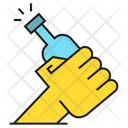Cheers Champagne Drink Icon