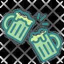 Cheers Alcohol Beverage Icon