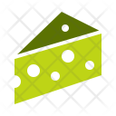 Cheese Dairy Milk Icon
