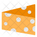 Cheese Cheese Piece Salty Icon