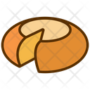 Cheese Cheddar Dairy Icon