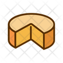 Cheese Cheddar Meal Icon