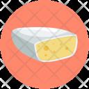 Cheese Block Piece Icon